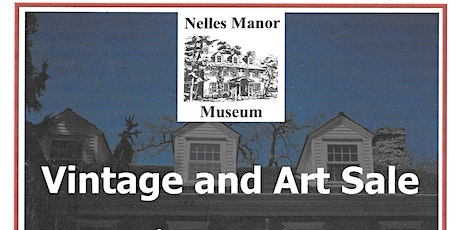 Vintage and Art Sale tickets