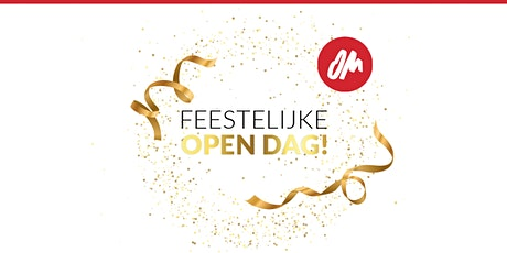 Open dag 11 september 2021 | 14:00-16:00 uur tickets