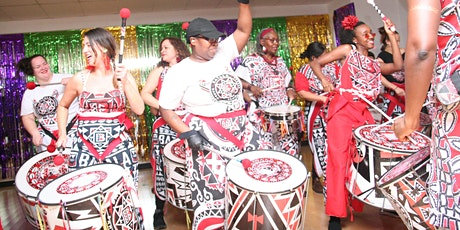 Afro-Brazilian Drumming with Batalá New York tickets