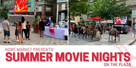 FREE Summer Movie Nights - Secret Life of Pets 2 tickets