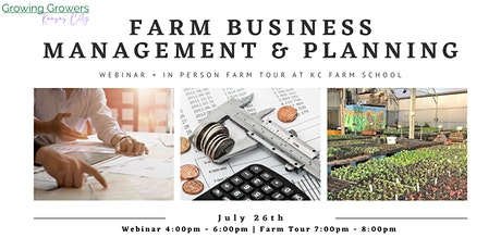 Farm Business Management & Planning Workshop tickets