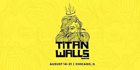 3rd Annual Titan Walls Mural Festival tickets
