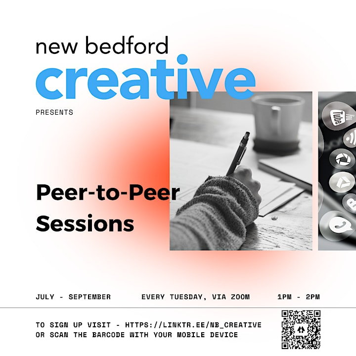 NB Creative Peer-to-Peer Sessions: The Funding Matrix with Lee Heald image