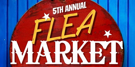 5th Annual Flea Market tickets