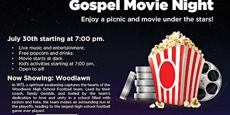 Big Screen Gospel Movie Night 2021 tickets
