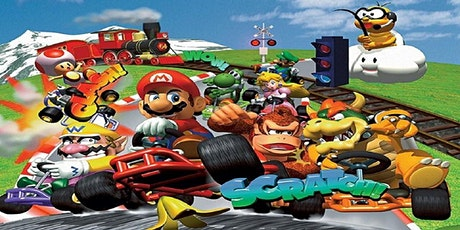Scottish Mario Kart 64 Championship 2021 tickets