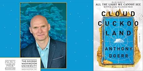 Anthony Doerr | CLOUD CUCKOO LAND: A Novel tickets