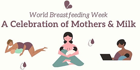 MSBC WORLD BREASTFEEDING WEEK: How PT&Acupuncture Can Support Breastfeeding tickets