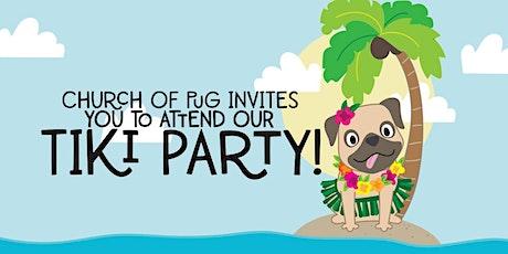 Tiki Party Fundraiser! tickets