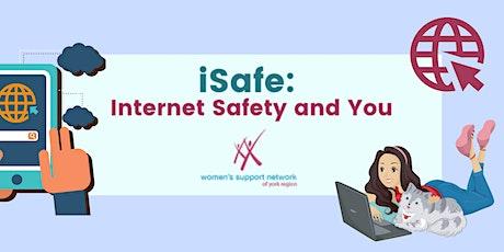 iSafe: Internet Safety 101 tickets