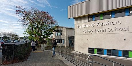 Te Rae o Kawharu Grey Lynn School - explore the spaces tickets