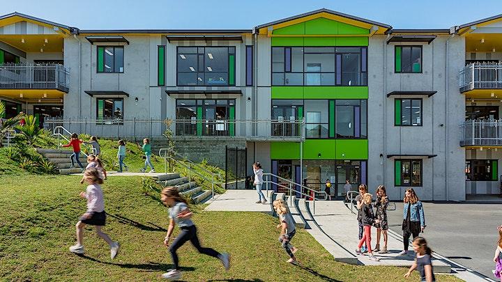 Te Rae o Kawharu Grey Lynn School - explore the spaces image