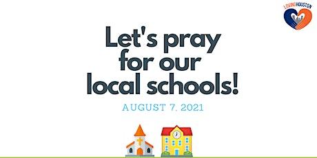 Back to School Prayer for Klein ISD tickets
