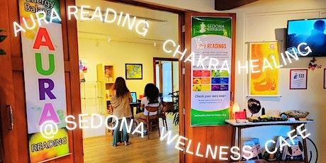 Aura Reading & Chakra Healing tickets