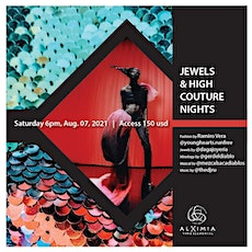JEWELS & HIGH COUTURE NIGHTS boletos
