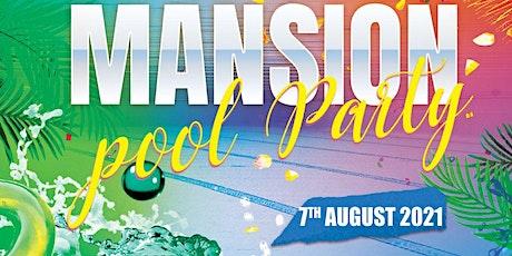 WiseMen - International Mansion Pool Party tickets