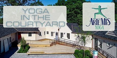 Yoga in The Courtyard with Artemis Yoga tickets
