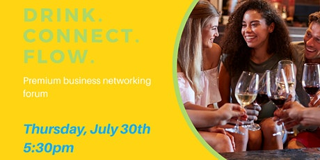 Drink Connect Flow tickets