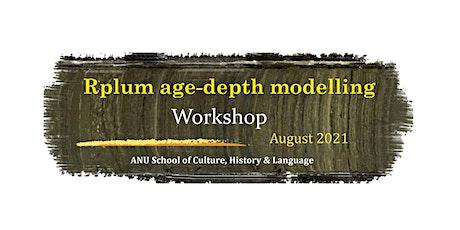rPlum Age-Depth Modelling Workshop tickets