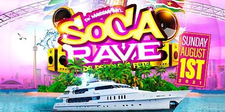 Soca Rave 2021 tickets
