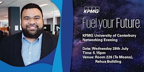 KPMG Networking Evening Christchurch 2021 tickets