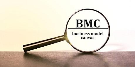 Business Model Canvas billets