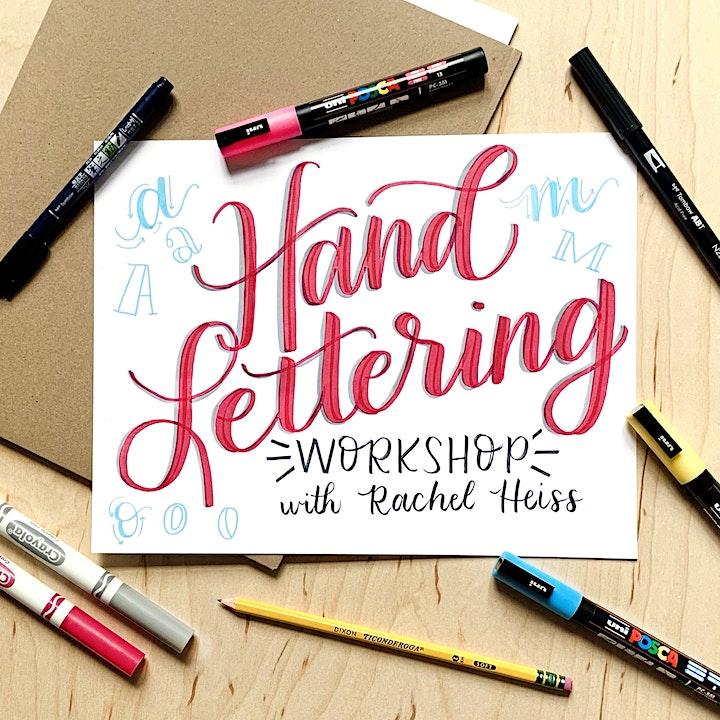 Hand Lettering Workshop image