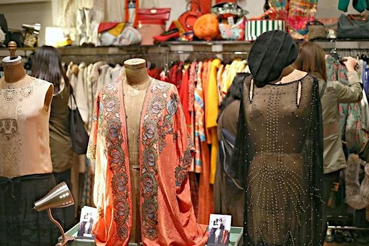 MODAGE Style   NYC Vintage Fashion Bus Tour image