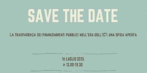"""Webinar """"La trasparenza dei finanziamenti pubblici..."""