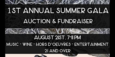 1st Annual Summer Gala tickets