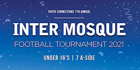 Inter Mosque Football Tournament 2021 tickets