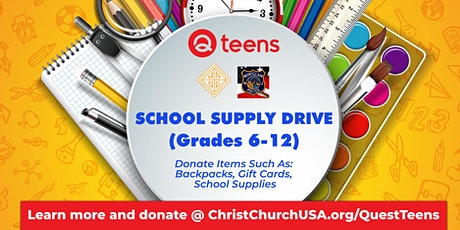 Starting Well - Rally & Backpack & School Supply Giveaway! tickets