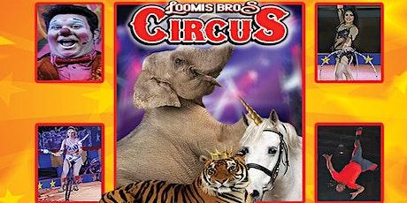 Loomis Bros. Circus  2021 Tour - PALMETTO, FL tickets