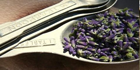 Cooking with Sizzle!  Discover  Culinary Lavender tickets