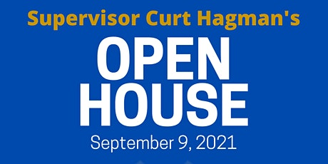 District Office Open House 2021 tickets