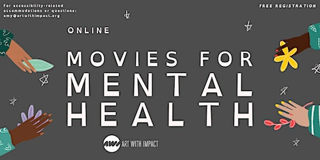 College of the Canyons presents: Movies for Mental Health(Online) tickets