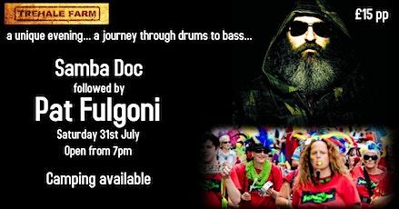 Live Music - Samba Doc & Pat Fulgoni tickets