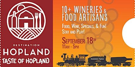 Destination Hopland: Taste of Hopland tickets