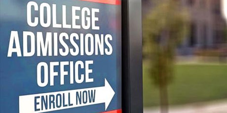 College Planning with NAAHP: Navigating the College Admission Process tickets