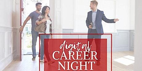 Digital Career Night Tickets
