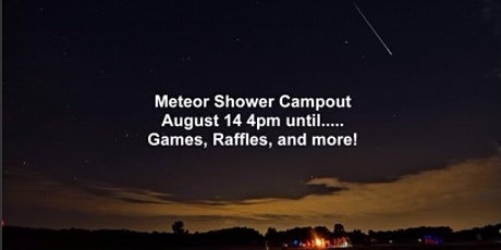 Caesar Creek State Park Meteor Shower Campout tickets