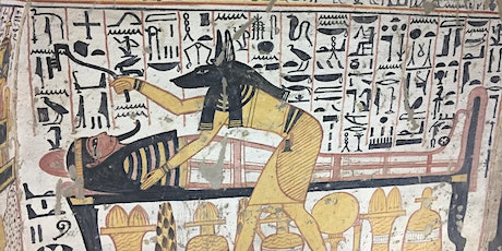 Divine Instruments of Ancient Egypt:Pt.2.3 Funerary Rituals tickets