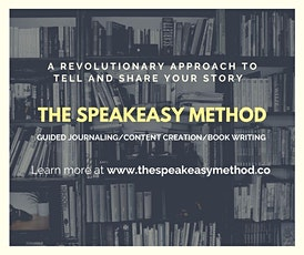 The SpeakEasy Method - Finding Strength In Your Voice tickets