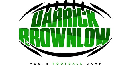 Darrick Brownlow Youth Football Camp tickets