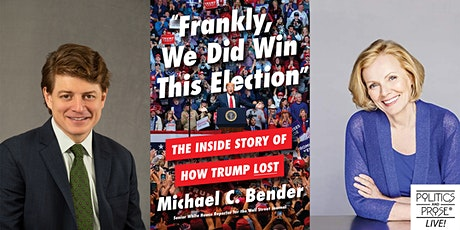 P&P Live! Michael Bender | FRANKLY WE DID WIN THIS ELECTION w/ Peggy Noonan tickets