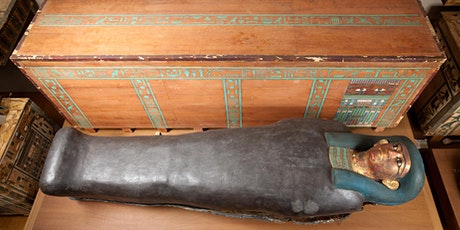Divine Instruments of Ancient Egypt:Pt.2.4 Coffins & Sarcophagus tickets