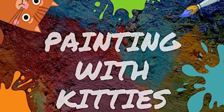 Kitties & Painting tickets