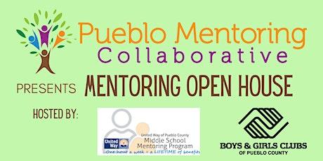 Pueblo Mentoring Collaborative- Mentoring Open House tickets