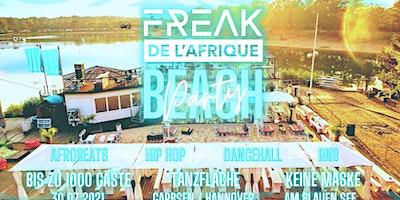 Freak de lAfrique Beach Party in Hannover