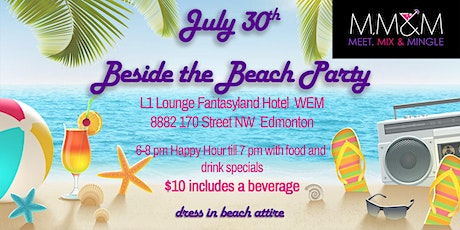 By The Beach Mixer tickets